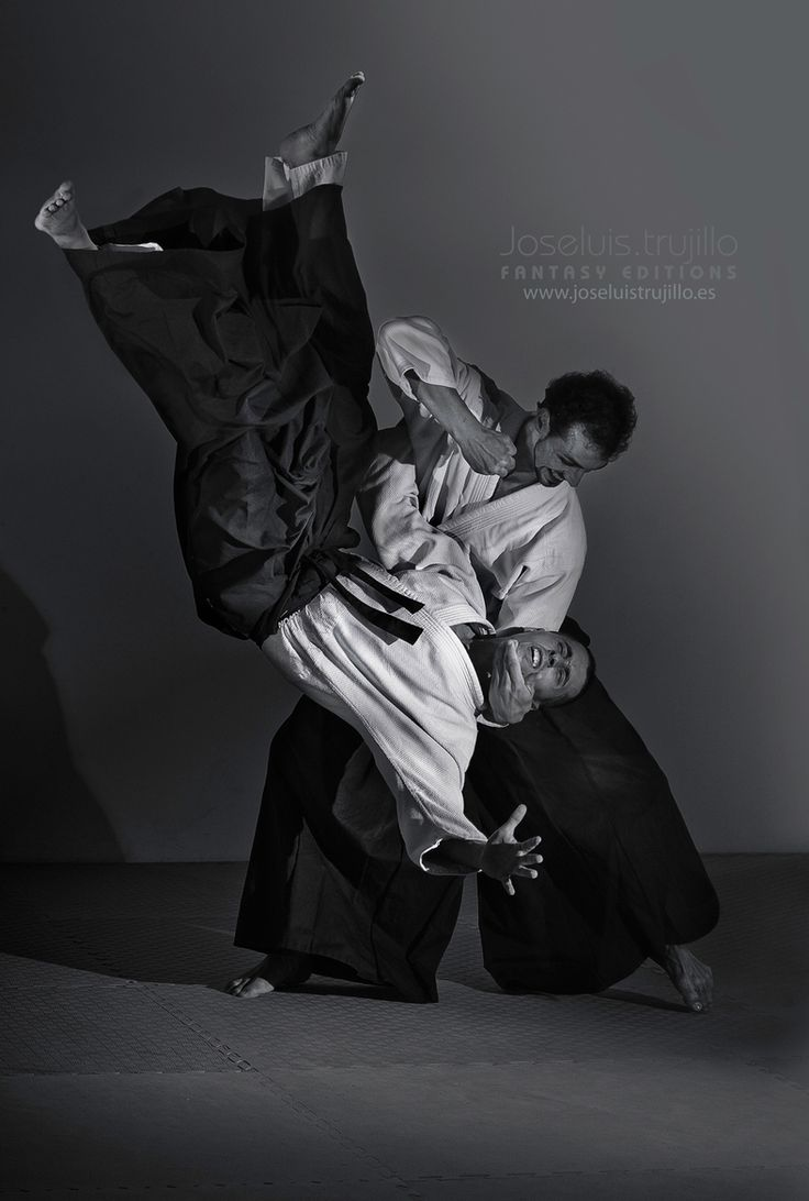 Martial Arts - Where improvement is often determined by the number of bruises you have