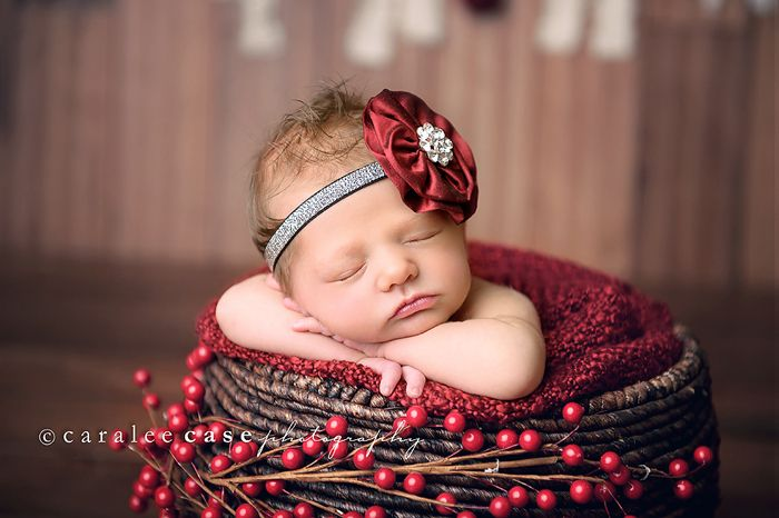 Since my baby will be here by the end of November, I need ideas for a winter new born session