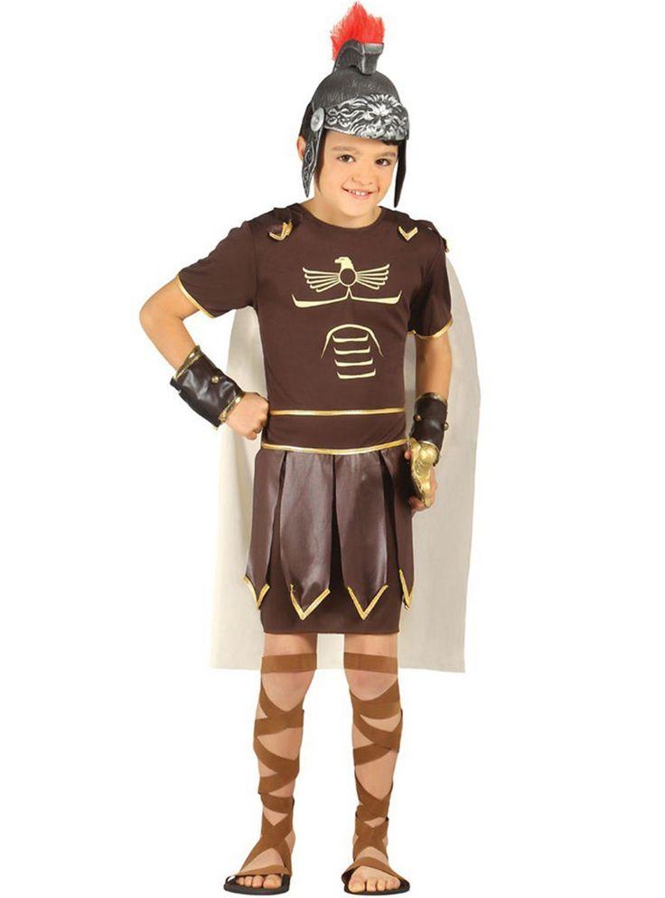 Disfraz de Soldado del Imperio Romano para niño