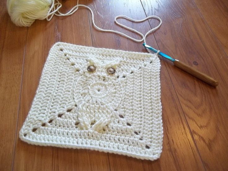 Free Crochet Patterns For Owl Blankets Dancox For