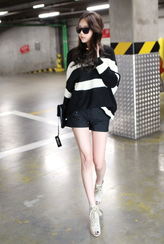 Kpop fashion for girls shorts images Fashion style for short girl