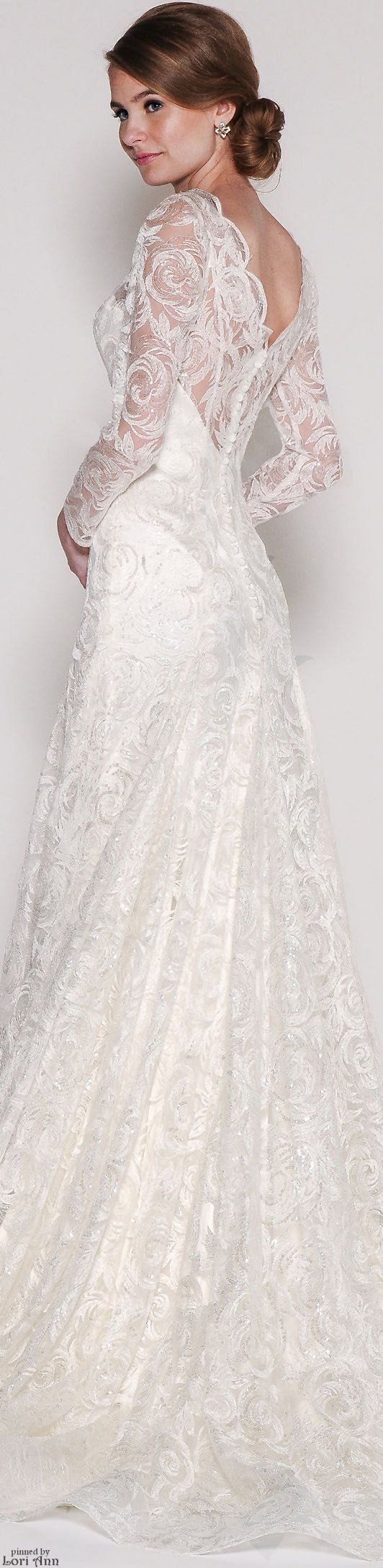 Eugenia Couture #Bridal Spring 2016 #wedding #coupon code nicesup123 gets 25% off at  Provestra.com