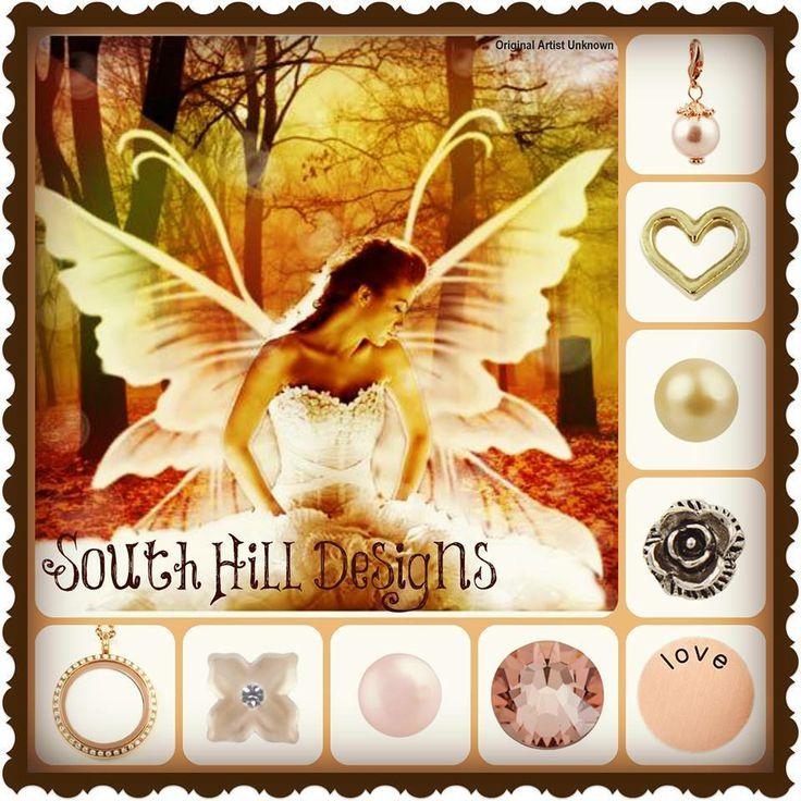 South Hill Designs Lockets,charms, www.getalocket.com
