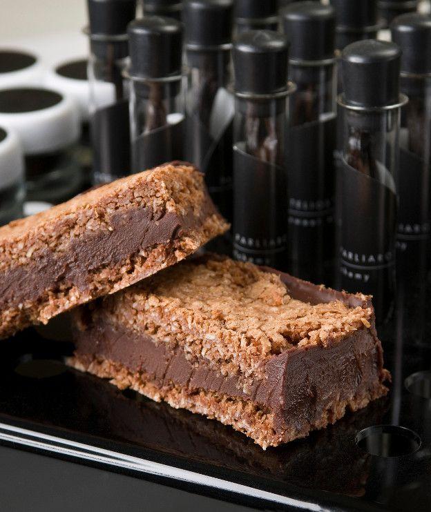 Σάντουιτς σοκολάτας με μπισκότο καρύδας - Στέλιος Παρλιάρος
