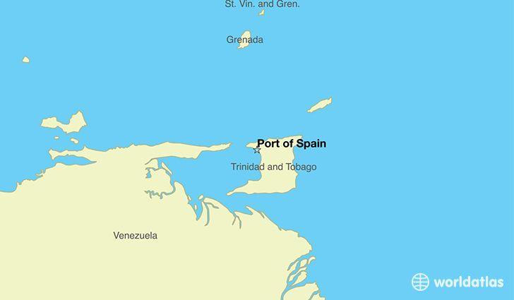 Where is Trinidad & Tobago?
