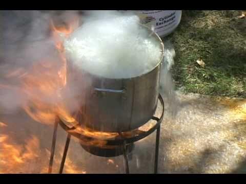A cute PSA by Cobb County, Georgia Fire Departmnt: Turkey Deep Fat Fryer Public Service Announcment - YouTube