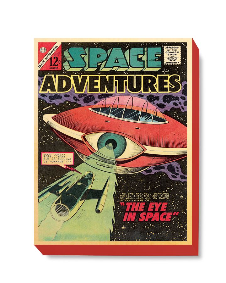 SFI 029 Space Adventures Eye in Space