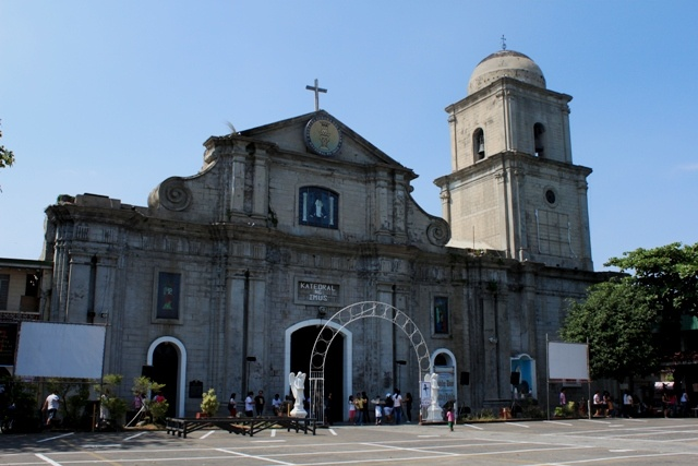 The Imus Cathedral (Our Lady of the Pillar Parish) is the Seat of the Diocese of Imus and considered the Mother Church of the province of Cavite.