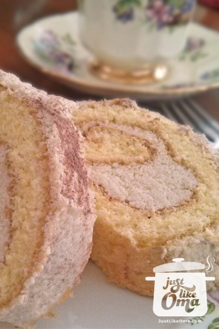 Make Your Favorite Buttercream And Fill These Cream Rolls Easy To Make Http