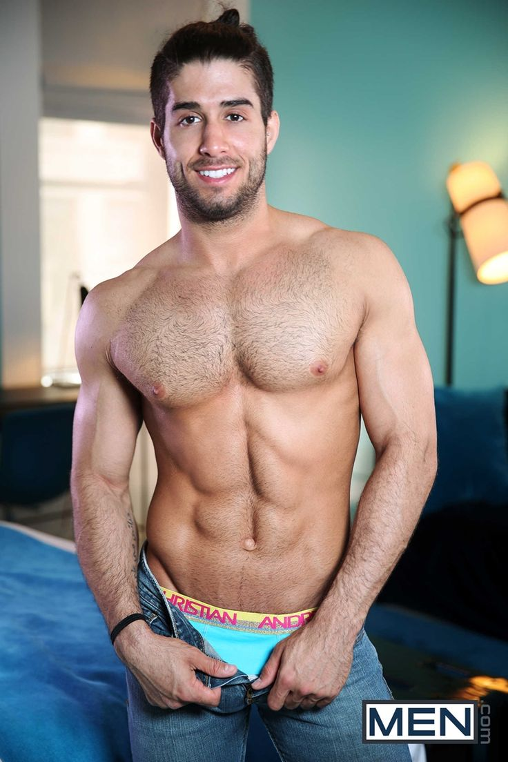 Woof Alert: The Hottest Hairy Men Of 2014 Manhunt