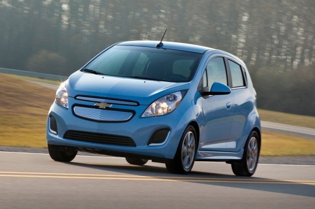 2014 Chevrolet Spark EV Priced at $27,495, With $199/Month Lease - WOT on Motor Trend