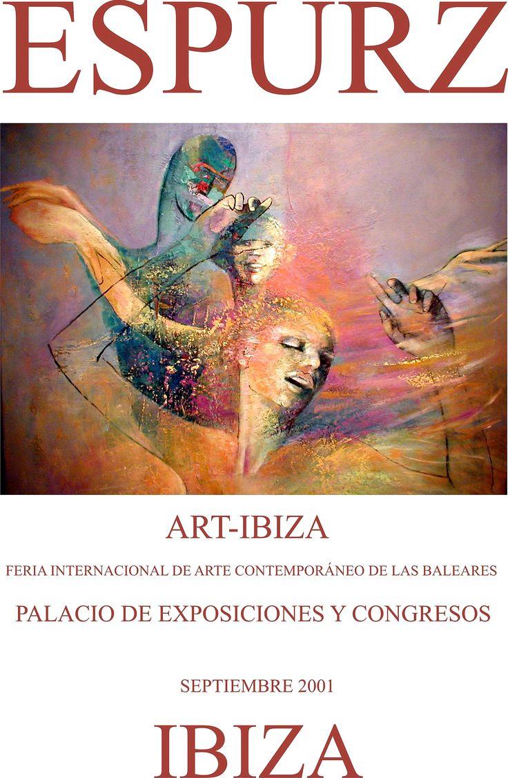 EXPOSICION EN IBIZA SEPTIEMBRE 2001 PALACIO DE CONGRESOS Y EXPOSICIONES