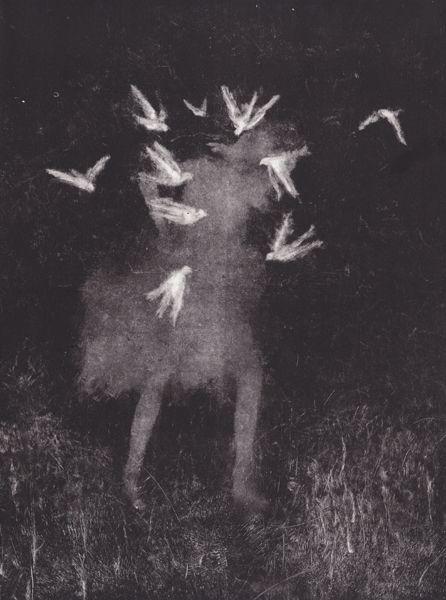 SOPHIE LéCUYER: monotype