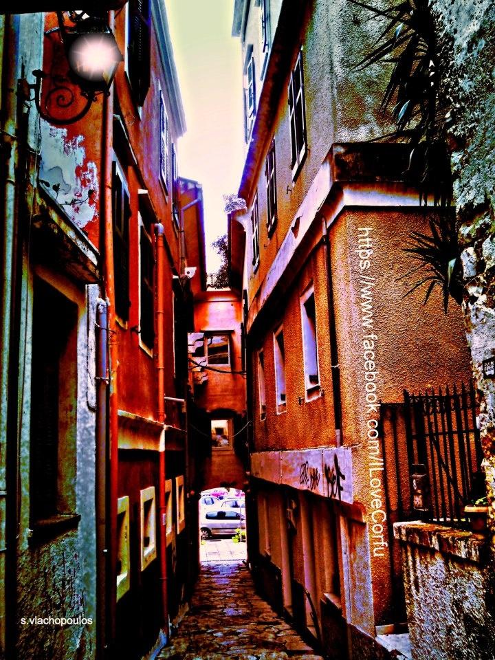 Corfu Town. More about Corfu town at corfu2travel.com/...#greece #island #holidays #scenery #architecture #corfutown #greekholidays