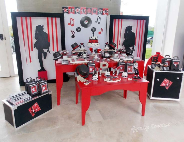 "Michael Jackson / Birthday ""Michael Jakson para Benjamin"" | Catch My Party"