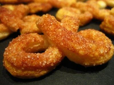 Dutch Krakelingen Cookies