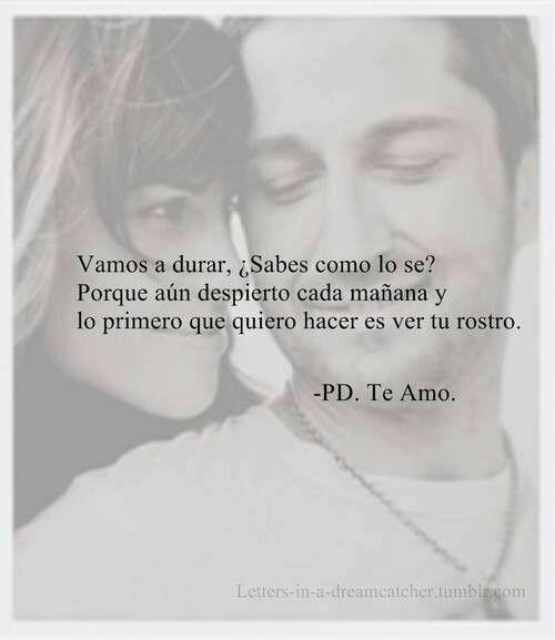 PD. Te Amo