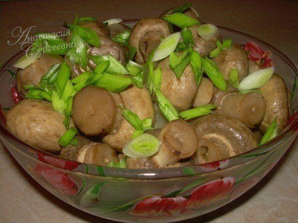 Вкуснейшие, сочные грибочки!!!   Школа шеф-повара