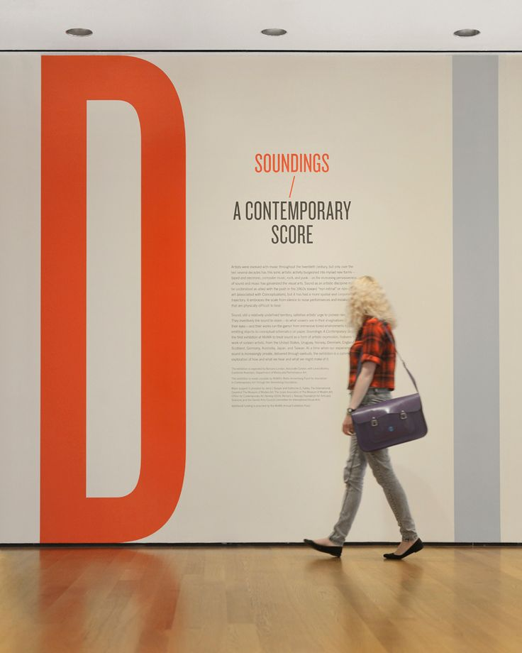 Soundings - The Department of Advertising and Graphic Design