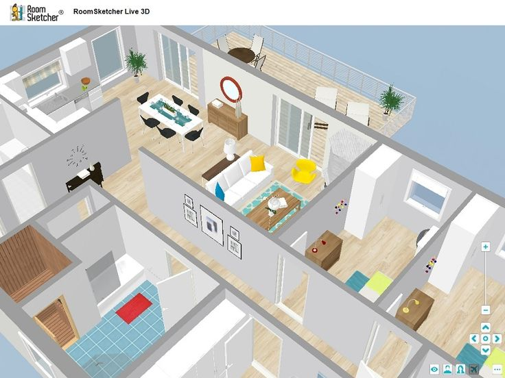 56 best Floor Plan Software images on Pinterest | Floor plans ...
