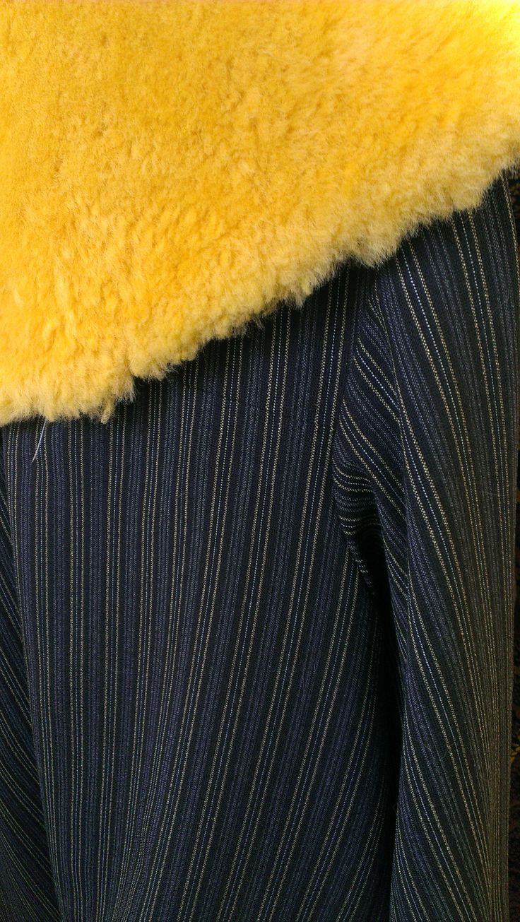 detail 3rd year BA graduate collection