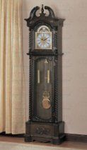 Coaster Home Furnishings 900721 Traditional Grandfather Clock, Brown