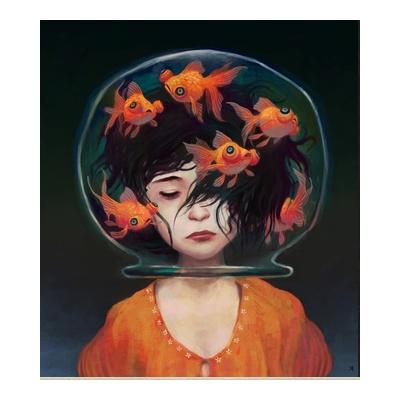 """Mistaken Identity"" Art Print"