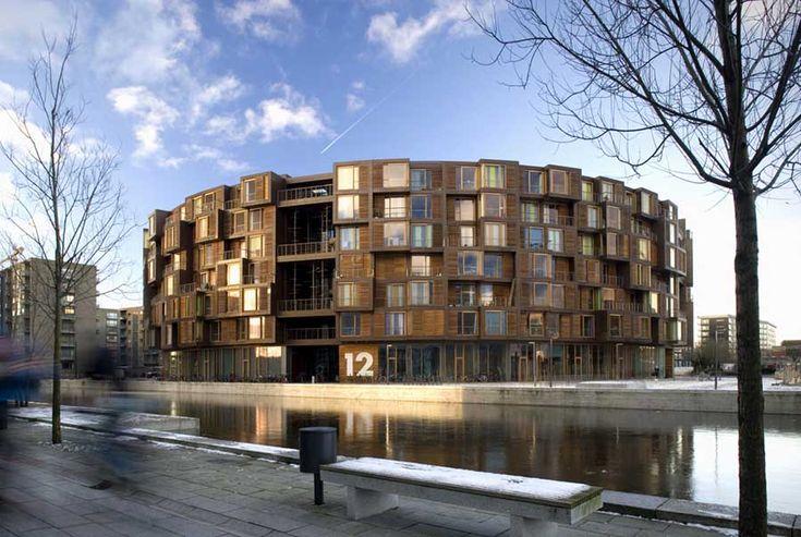 Tietgen Hall of Residence, Copenhagen