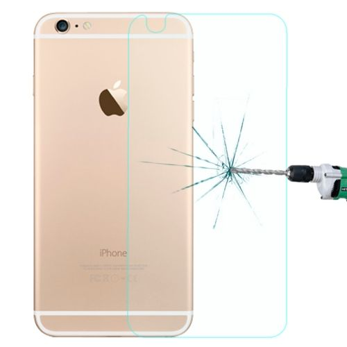 [$0.60] For iPhone 6 0.26mm Explosion-proof Back Screen Protector Tempered Glass Film