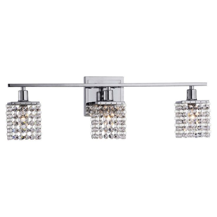 Bathroom Light Fixtures In Chrome best 10+ bathroom light bar ideas on pinterest | vanity light