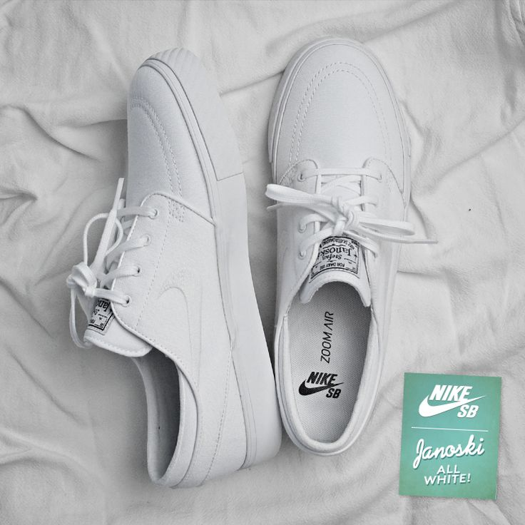 Nike Janoski Women White