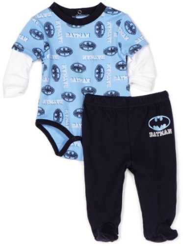 My baby will love batman as much as much as I do :)