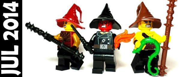 There's magic in the air this weekend, because we have just launched some awesome wizard accessories! The brand new wizard accessories include:  •Wizard Hat •Magic Wand •Quarterstaff •Vine Whip  #Lego #Minifigure #BrickWarriors #witch #wizard #harrypotter #accessories #wand #hat #staff #vine #whip #new #magic #magician