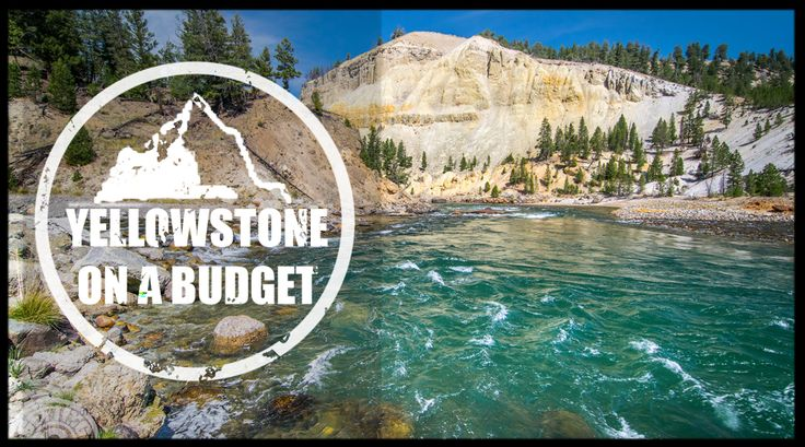 ✔️-- Heading to Yellowstone National Park on a budget? We recently visited Yellowstone NP and had an amazing time. Here are our 5 budget tips for Yellowstone.