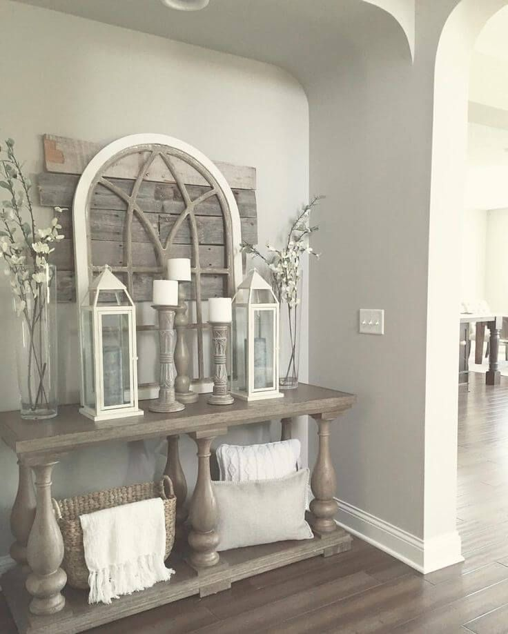 Best 25 entryway decor ideas on pinterest foyer table for Entrance foyer design