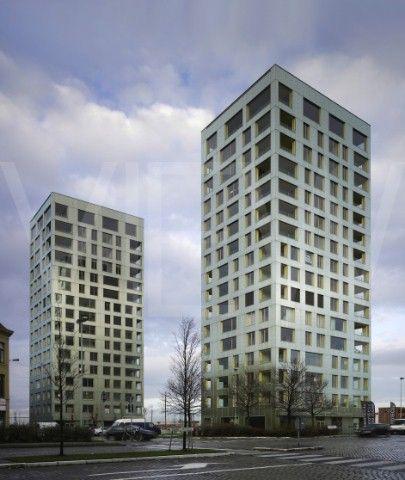 Apartment Towers DIENER  DIENER Antwerp 2009 Belgium
