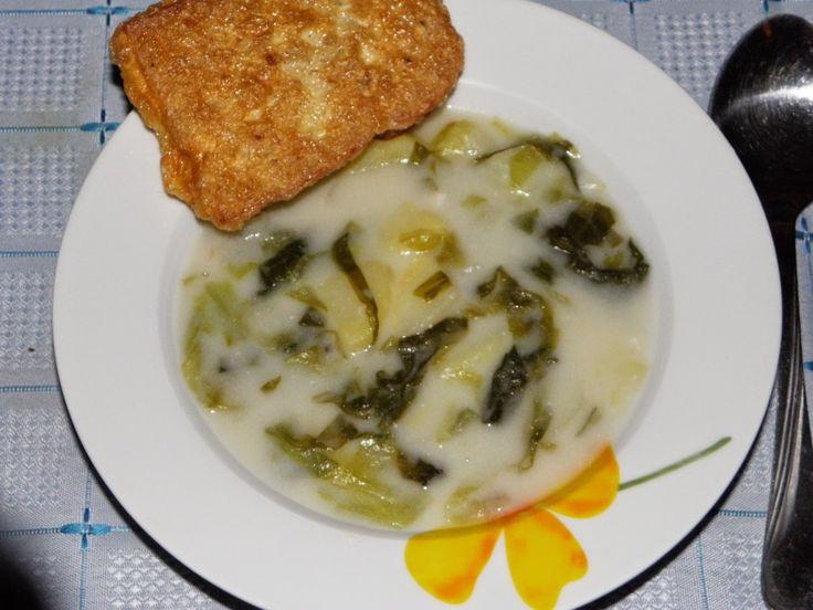 Gyermekkorom ízei: Saláta főzelék