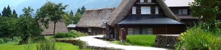 Japanese classic house  Nanto-Shi
