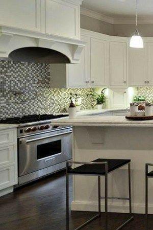 20 Neutral Backsplash Tiles For Kitchens Black And White Vintage