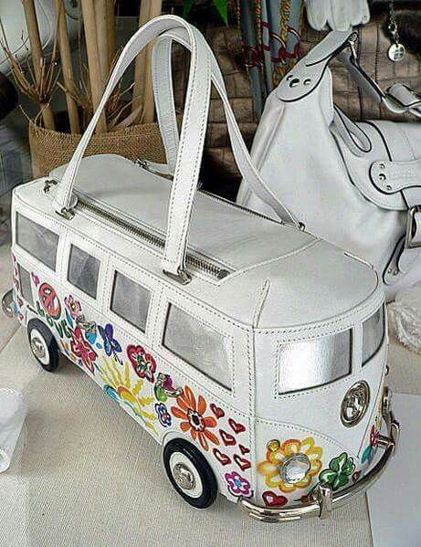 65838576bc Volkswagen van purse