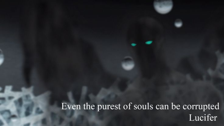 Even the purest of souls can be corrupted. Lucifer in Dante's Inferno #quotes #dantesinferno