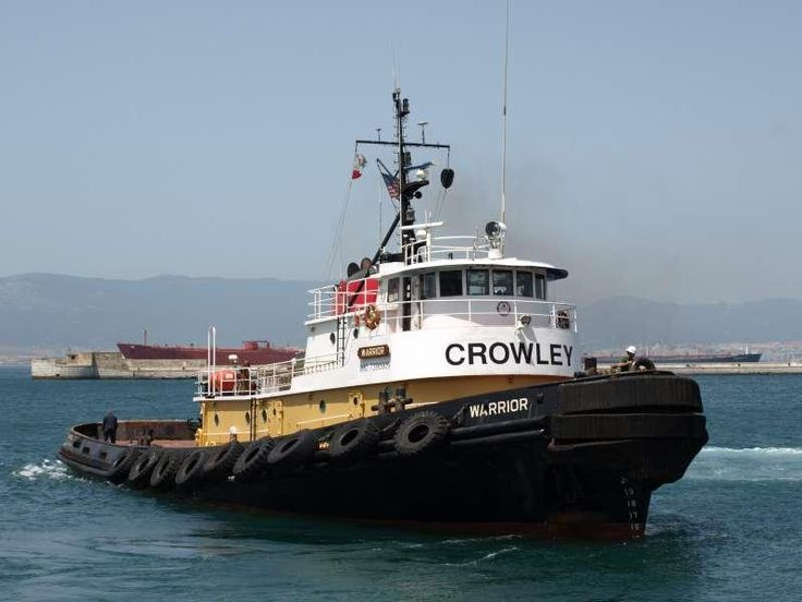 Crowley marine services of seattle washington built in Built in seattle