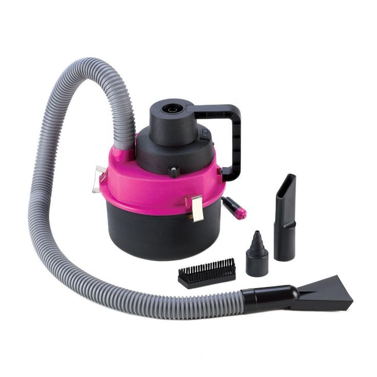 Portable Auto Vacuum Wet And Dry from The Spinster's Shoppe. Shop more products from The Spinster's Shoppe on Wanelo.
