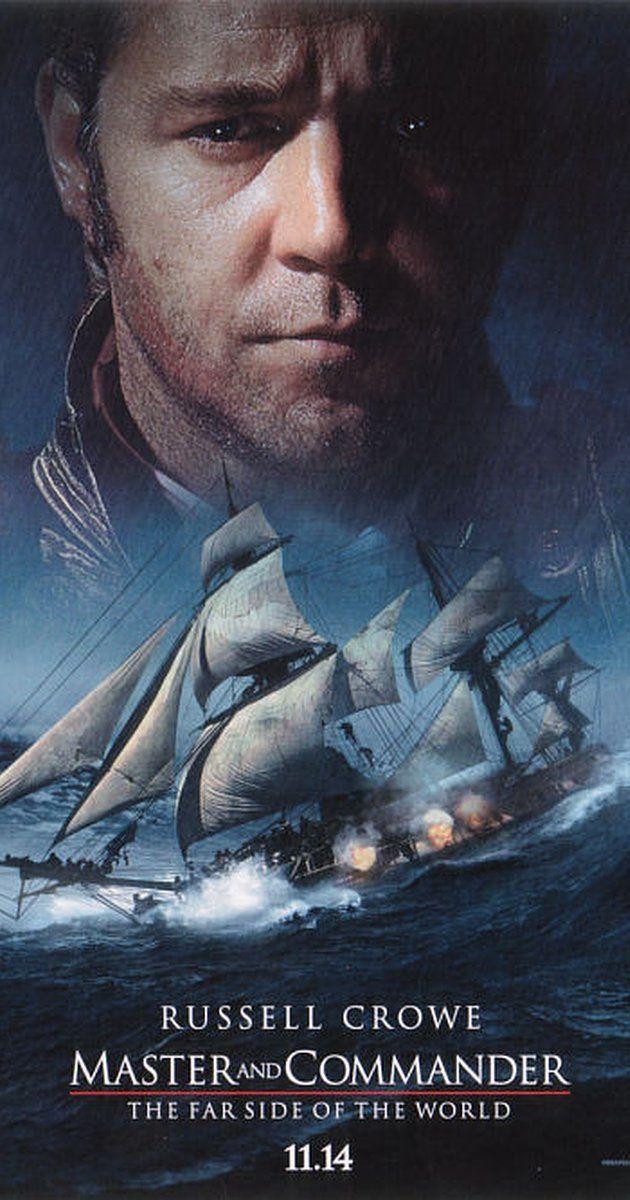 Capitán de mar y guerra: La costa más lejana del mundo (2003)