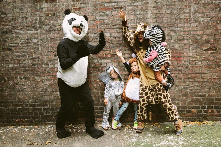 family halloween costume theme! WILD ANIMALS!