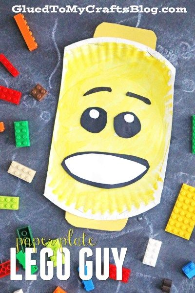 394 best images about character crafts for kids on for Lego crafts for kids