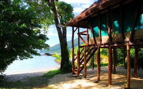 MADAGASKAR Öko-Dschungel-Lodge 7 Baumhäuser am Meer | travel-friends.com