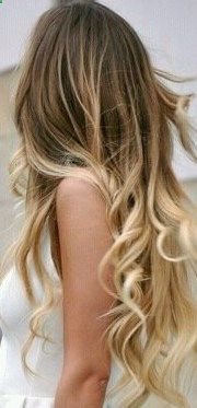 ombre is cool now... just dont touch up your hilite for 6 months  youll get this naturally. Its exactly what mine looks like lol. Glad to know its hip. Haha
