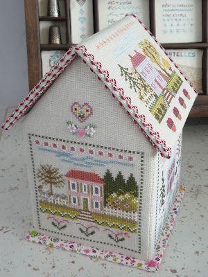 Super idée: les maisons de Maryse