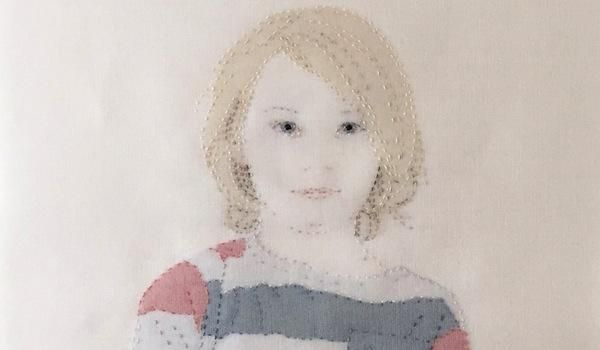 Using layers of hand-stitched silk organza and linen, Emily Jo Gibbs distils portraits and still lives in her soft and sensitive handling of fabric. Join one of her Selvedge workshops. Visit www.selvedge.org to subscribe to the magazine, read our daily blog and much more.